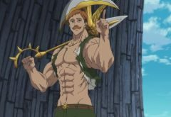 Nanatsu no Taizai - Todas as lutas do Pecado do Orgulho do Leão Escanor