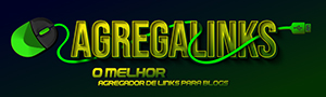 Agregalinks - O melhor agregador de links para blogs